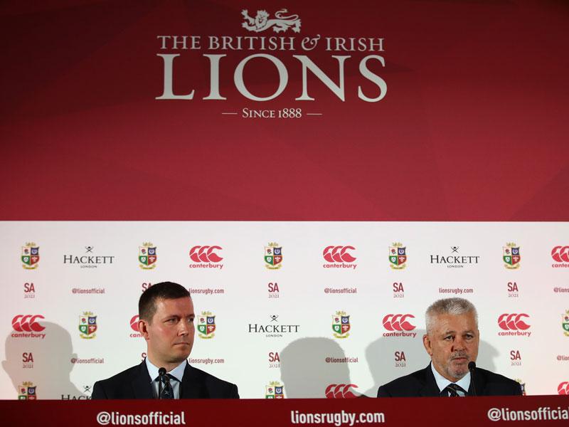 Lions matches 2021