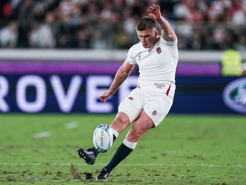 Top Point-Scorer In The 2020 Six Nations - Rugby World