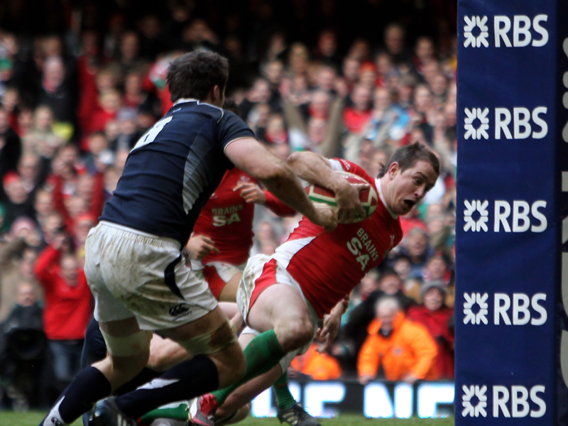 Six Nations Greatest Tries - The best from the tournament