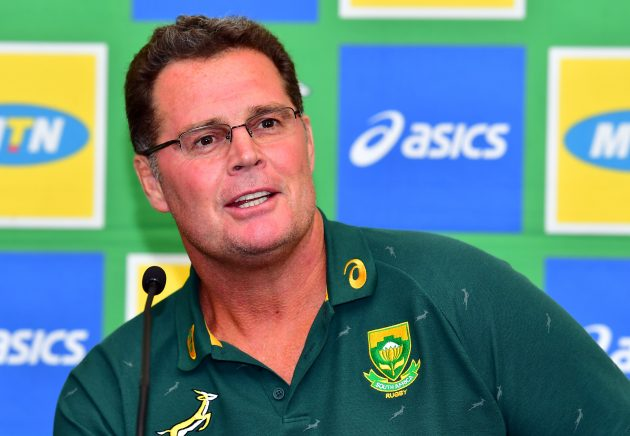 Rassie Erasmus linked to England job by Rapport newspaper - Rugby World