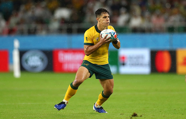 Matt Toomua: How to find space at centre - Rugby World