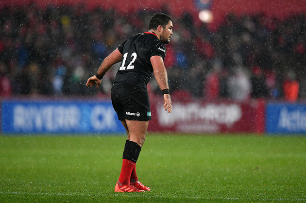Brad Barritt: How to organise a defence - Rugby World