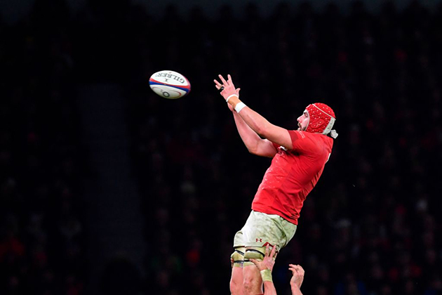 Cory Hill: How to catch in a lineout - Rugby World Pro Insight