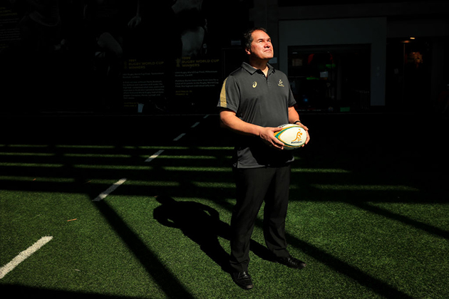 """New Wallabies coach Dave Rennie: """"We need to change perceptions"""""""