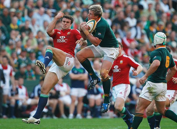 Jean de Villiers on facing the British & Irish Lions - Rugby World