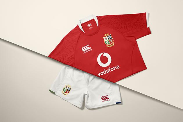 british and irish lions jersey