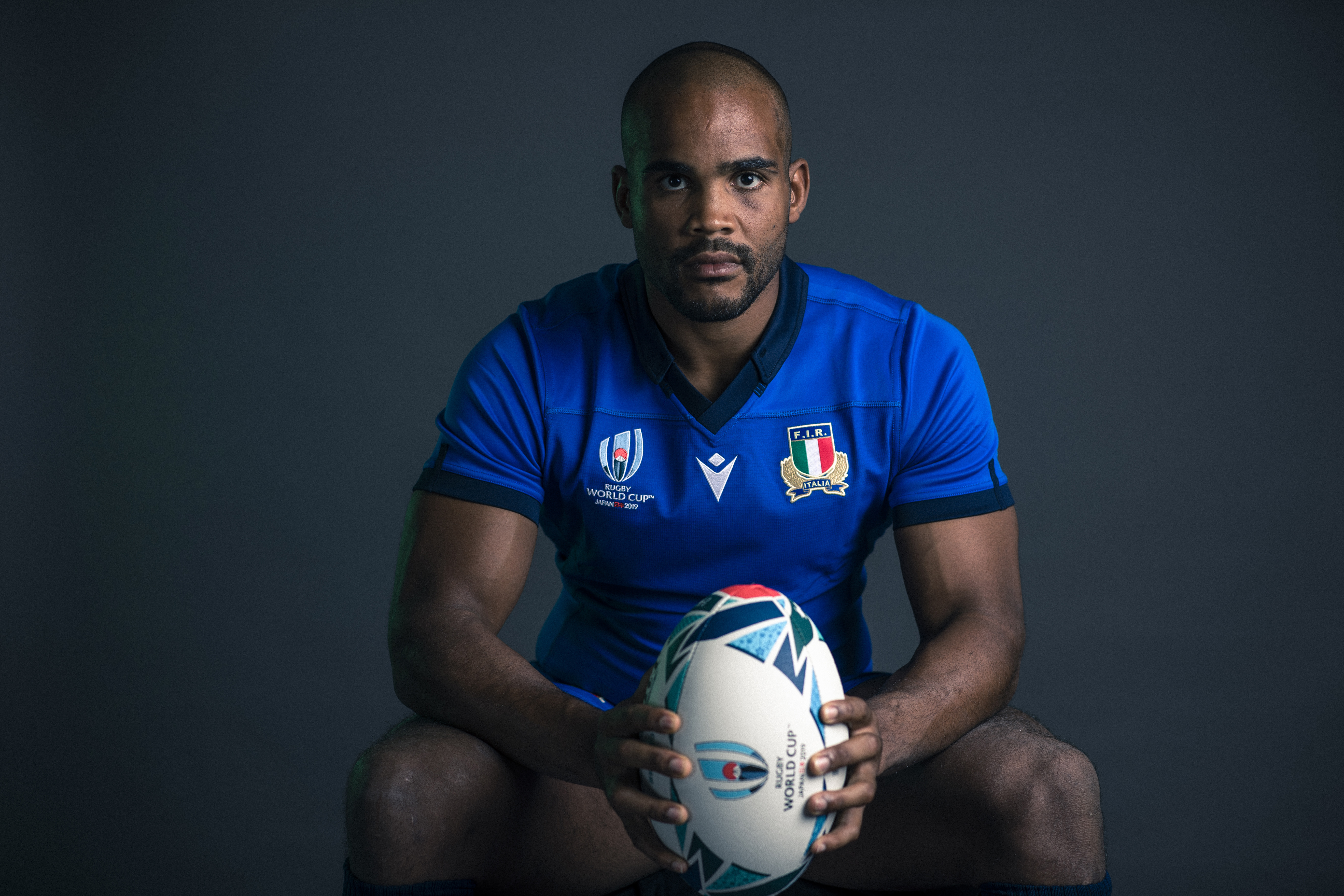 Italy star Maxime Mbanda made 'Knight of the Republic' - Rugby World