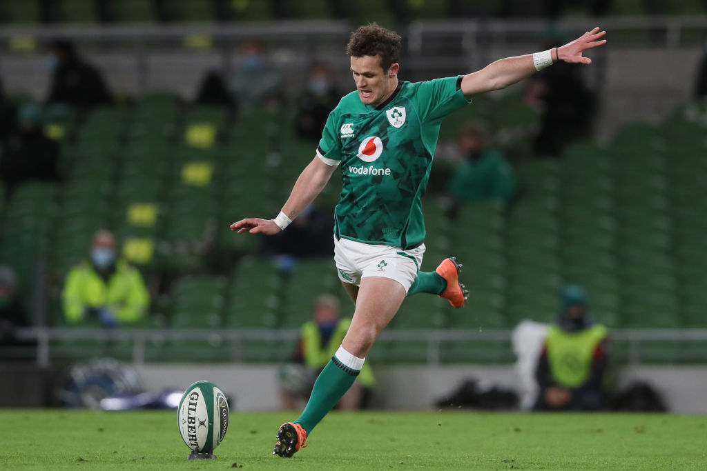 Autumn Nations Cup Ireland v Georgia Preview - Rugby World