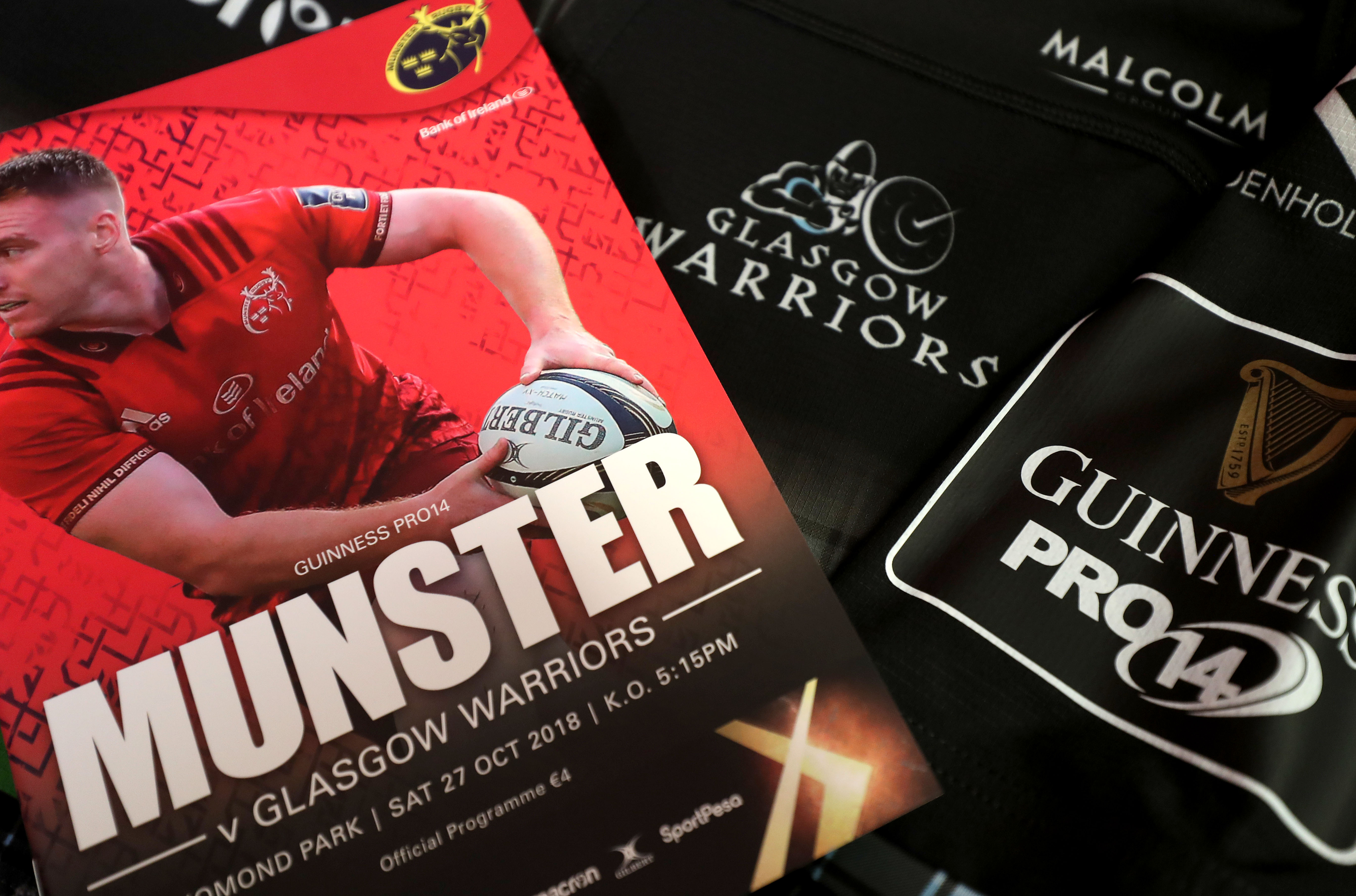Glasgow v Munster live stream – how to watch the action from Scotstoun