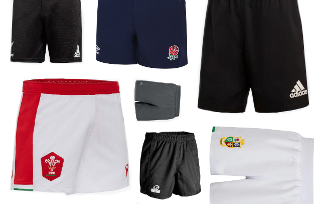Best rugby shorts 2020 - Rugby World