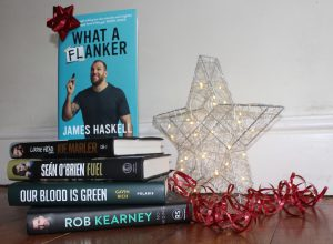 Rugby books for Christmas 2020