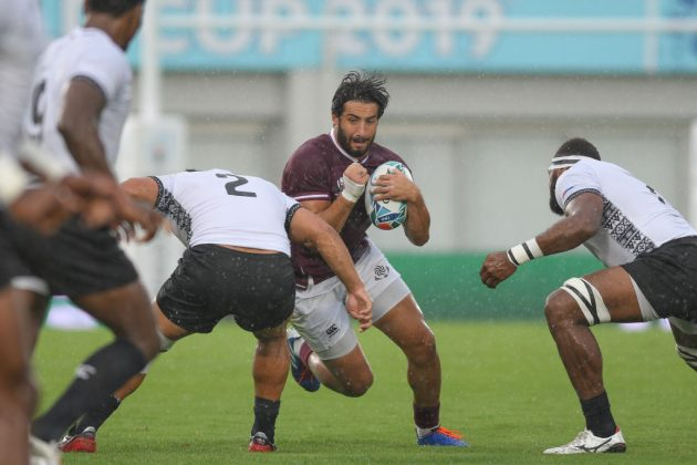 Georgia V Fiji Live Stream How To Watch The Autumn Nations Cup Match