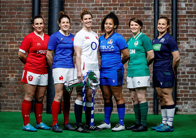 format for 2021 Women's Six Nations