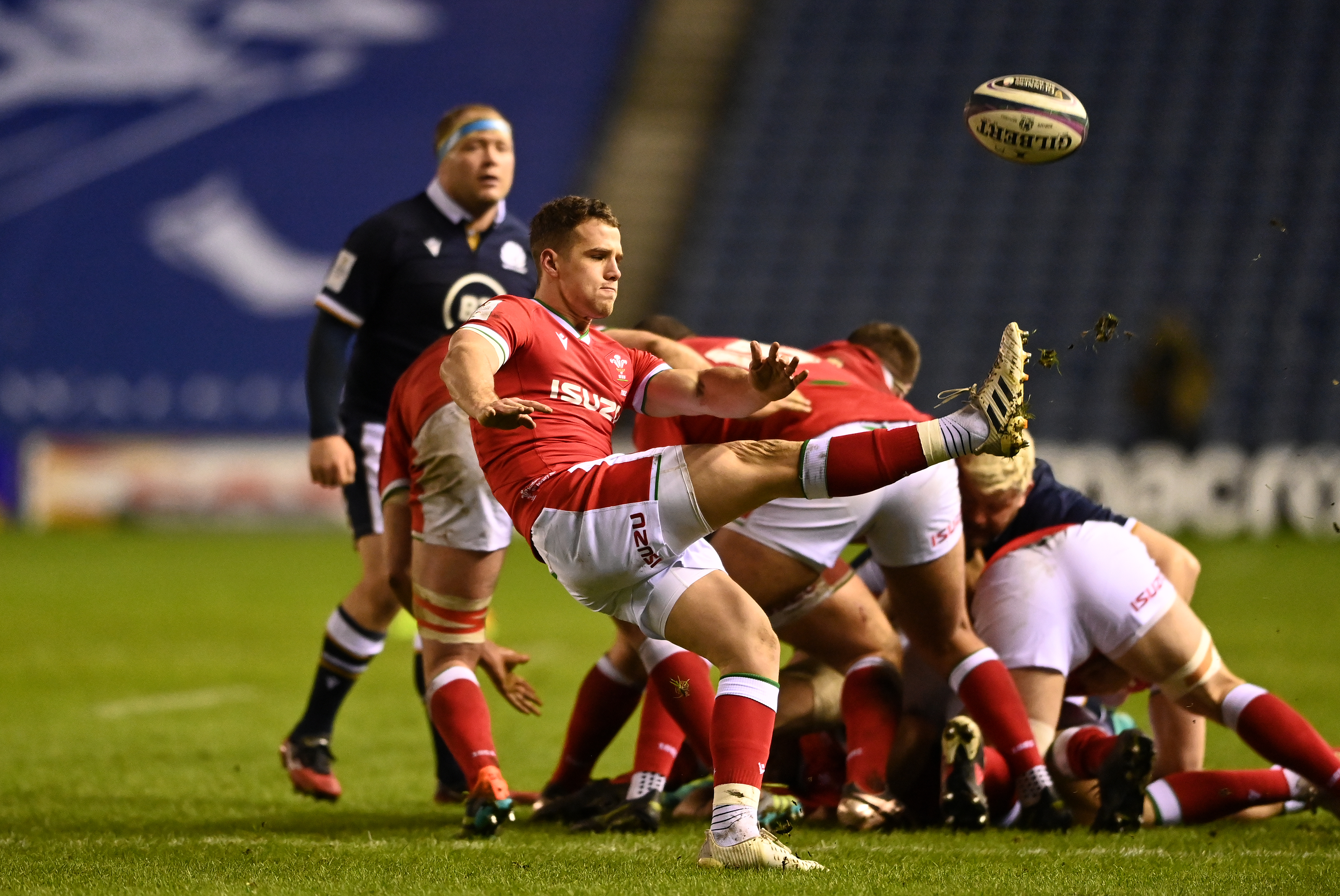 Kieran Hardy: Ten things you should know about the Wales scrum-half