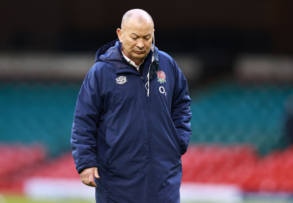 Eddie Jones reacts to England's defeat by Wales - Rugby World