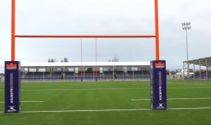 New Edinburgh stadium completed