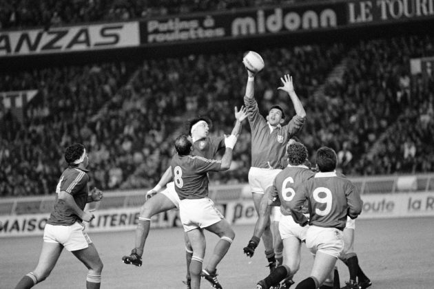 Remembering the day France played the Lions