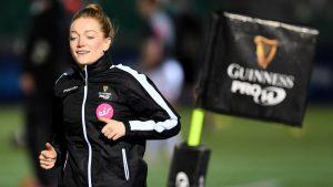 Hollie Davidson set to referee her first Pro14 match