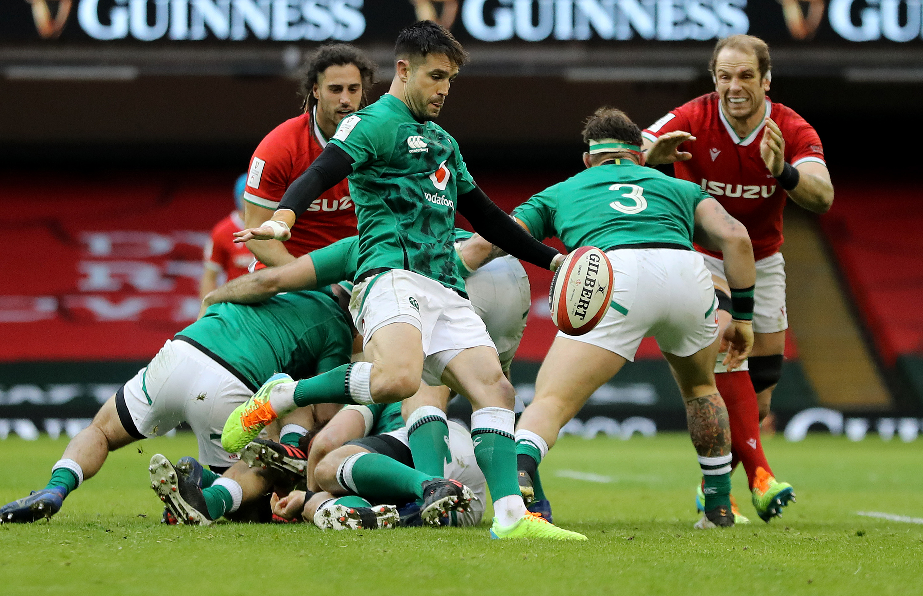 Conor Murray: Ten things you should know about the Ireland scrum-half