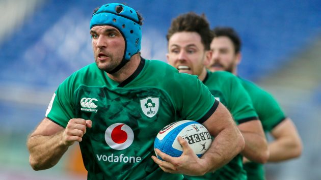 Who is Tadhg Beirne: Ten things you should know about the Ireland star