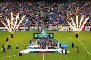 Twickenham to host the European finals