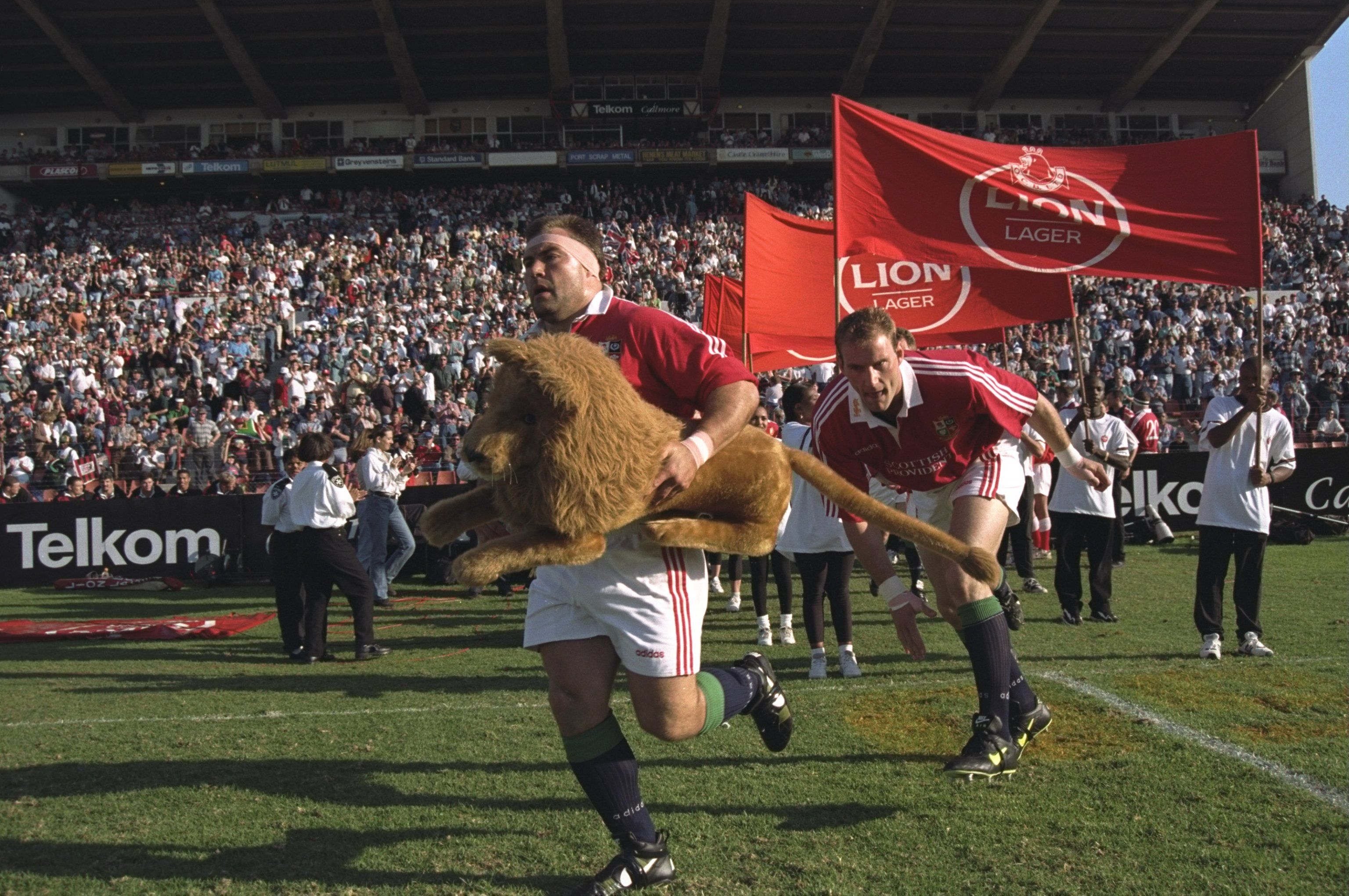 Lions chairman Jason Leonard Life in Pictures - Rugby World magazine