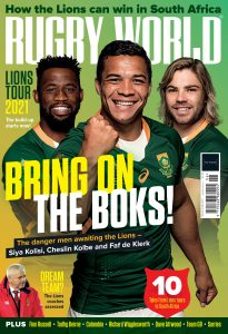 Rugby World magazine's June 2021 edition