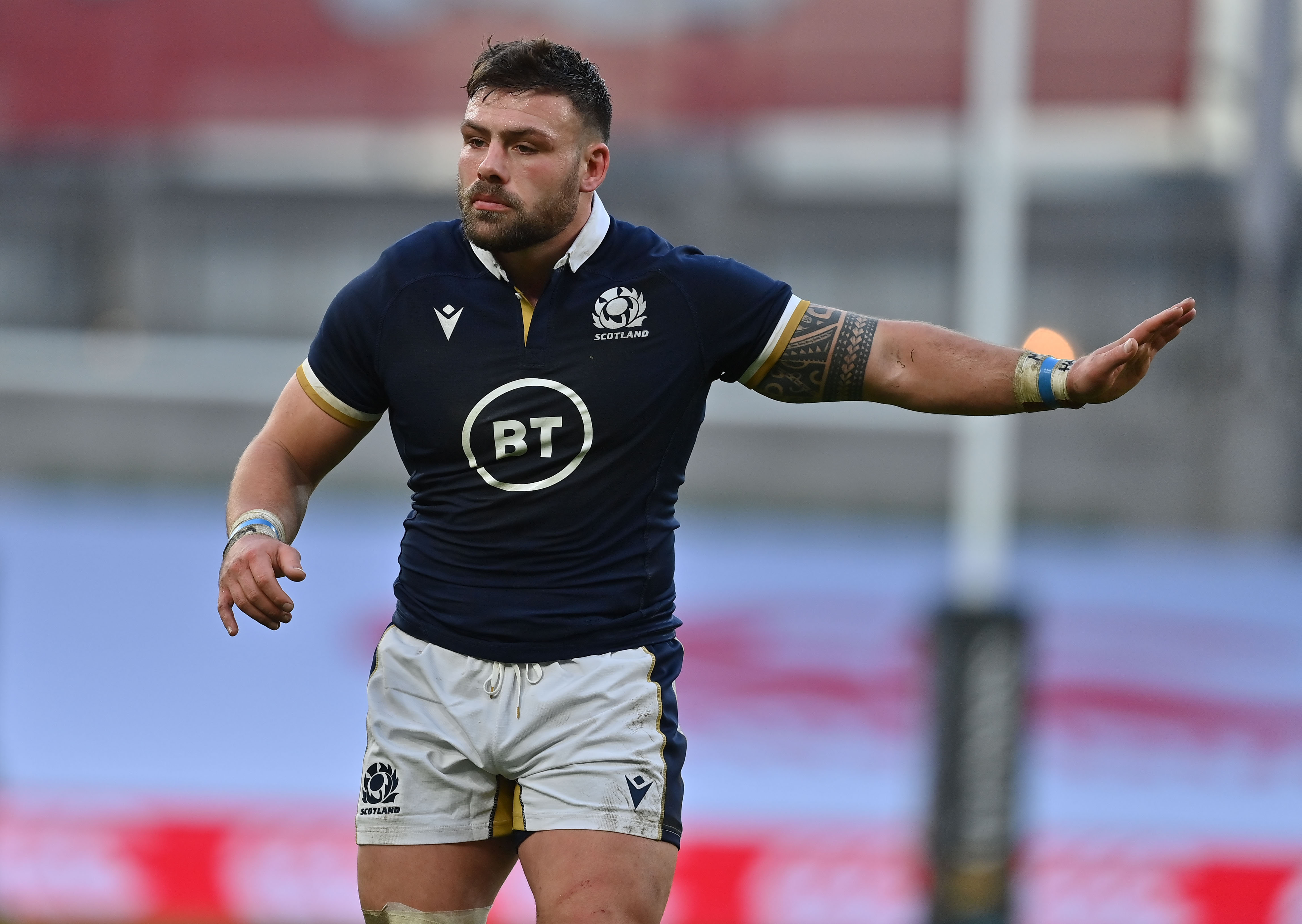 Rory Sutherland: Ten things you should know about the Scotland prop