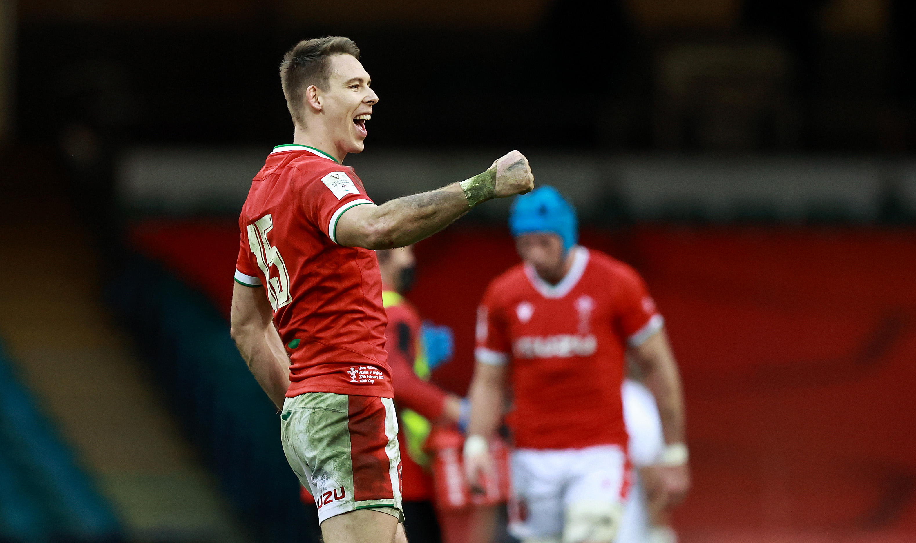 Who is Liam Williams: Ten things you should know about the Wales star