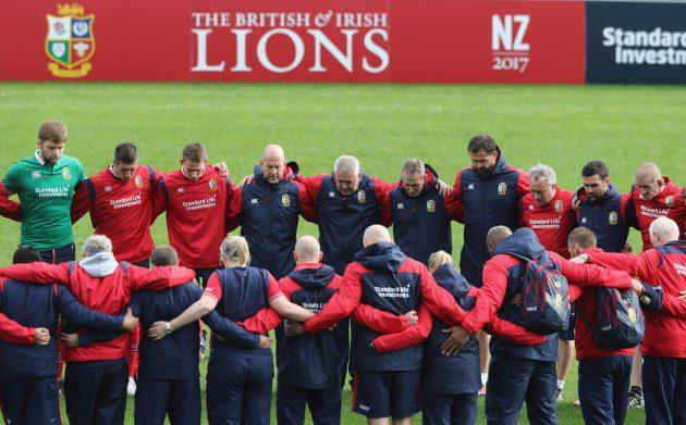 Lions squad 2017