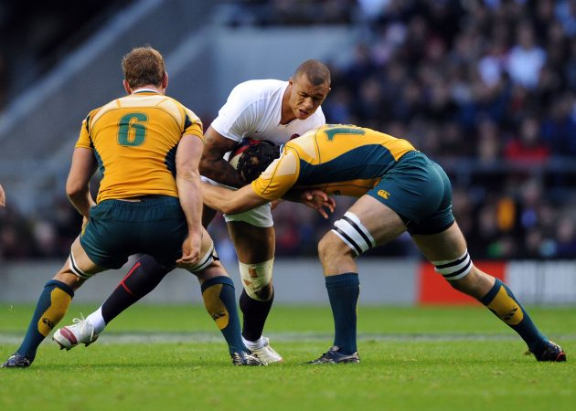Courtney Lawes: Ten things you should know about the England lock