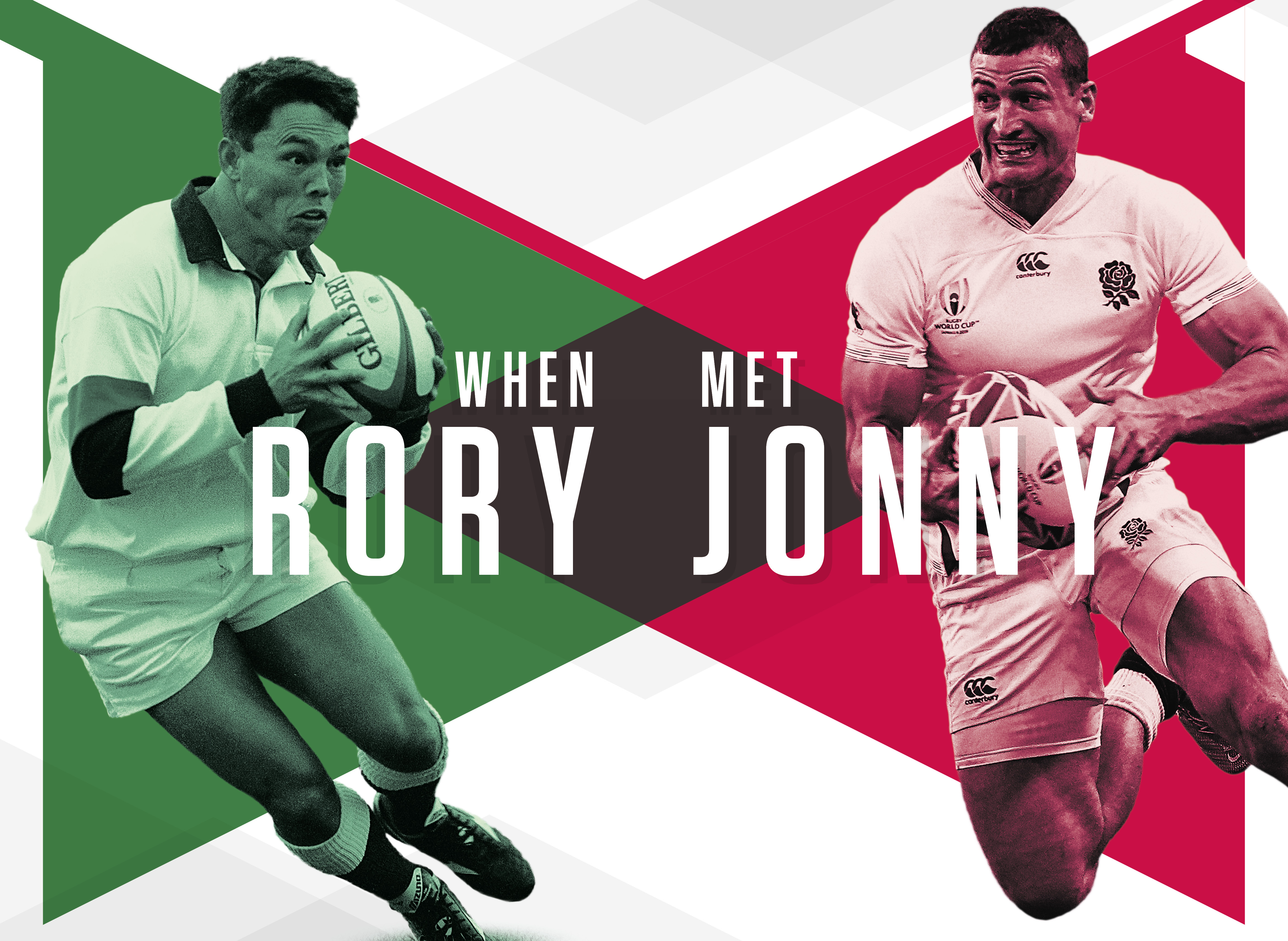 When Rory Underwood met Jonny May - Rugby World