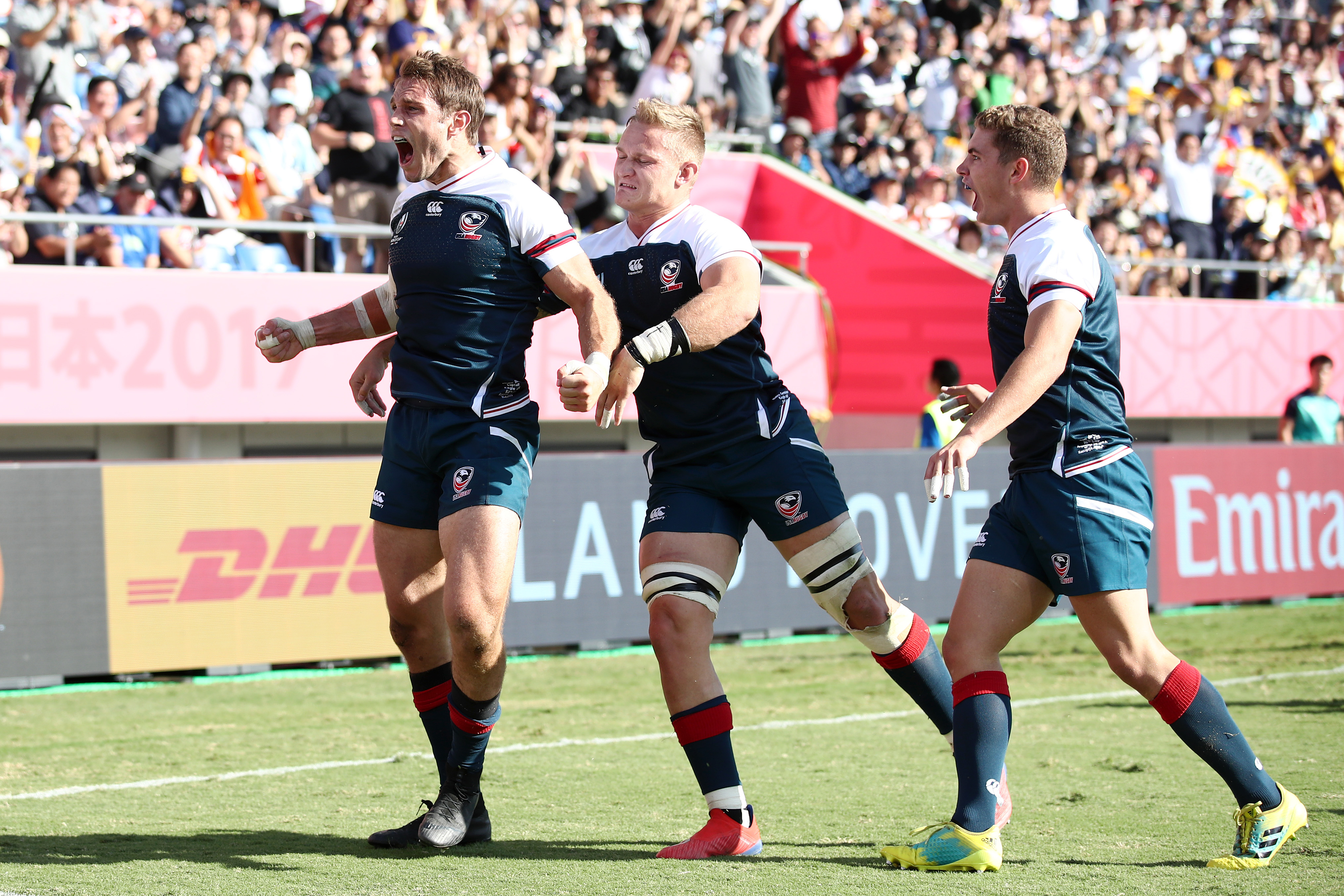 USA Rugby Word Cup bids given green light - Rugby World