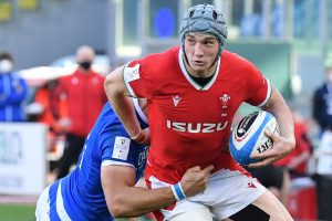 Wales squad for summer Tests
