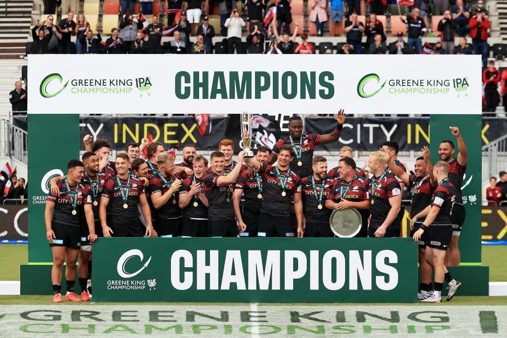 Saracens secure return to Premiership - Rugby World