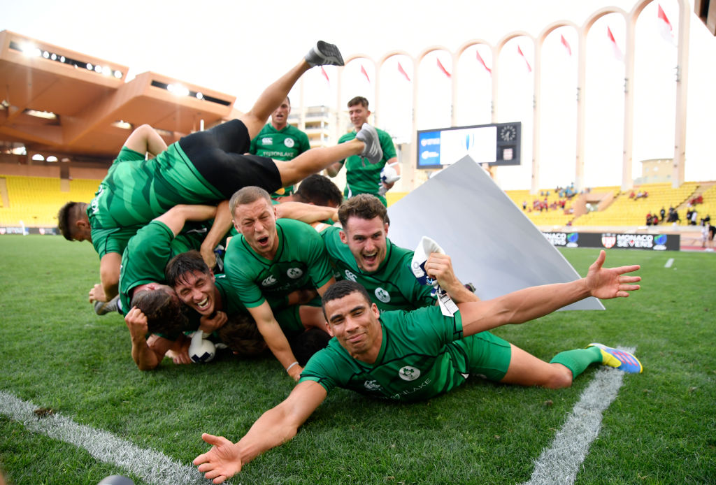 Ireland qualify for the Olympics in Tokyo - Rugby World