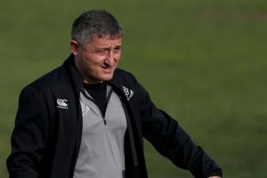 Georgia coach Levan Maisashvili in hospital with Covid