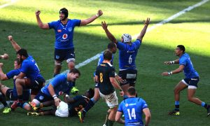 South Africa A beaten by Bulls