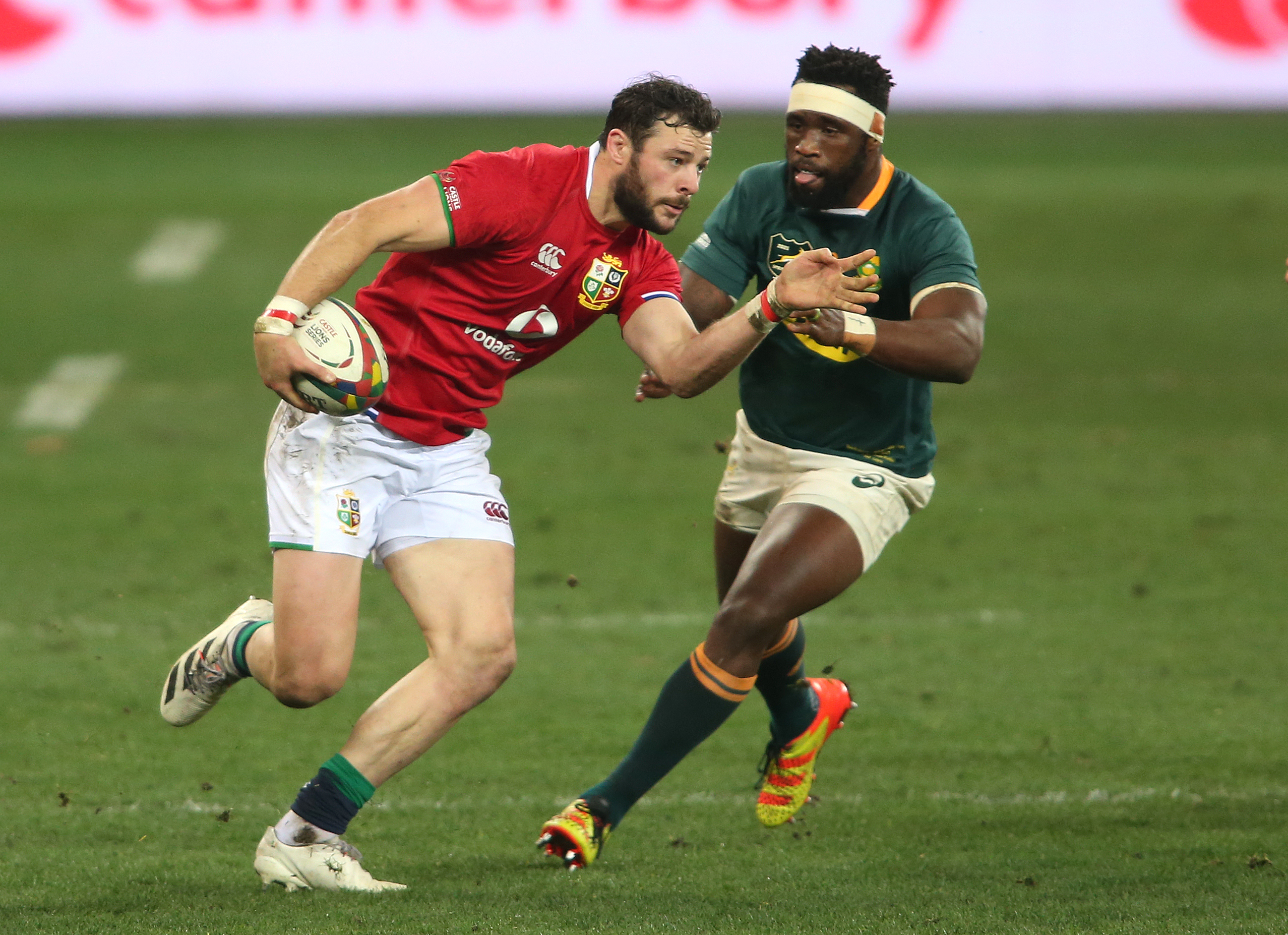 South Africa v Lions Second Test Preview - Rugby World