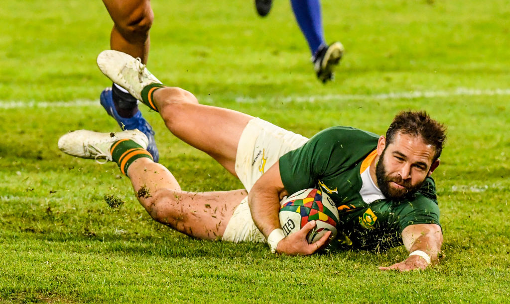 Cobus Reinach: Ten things you should know about the Springbok No 9