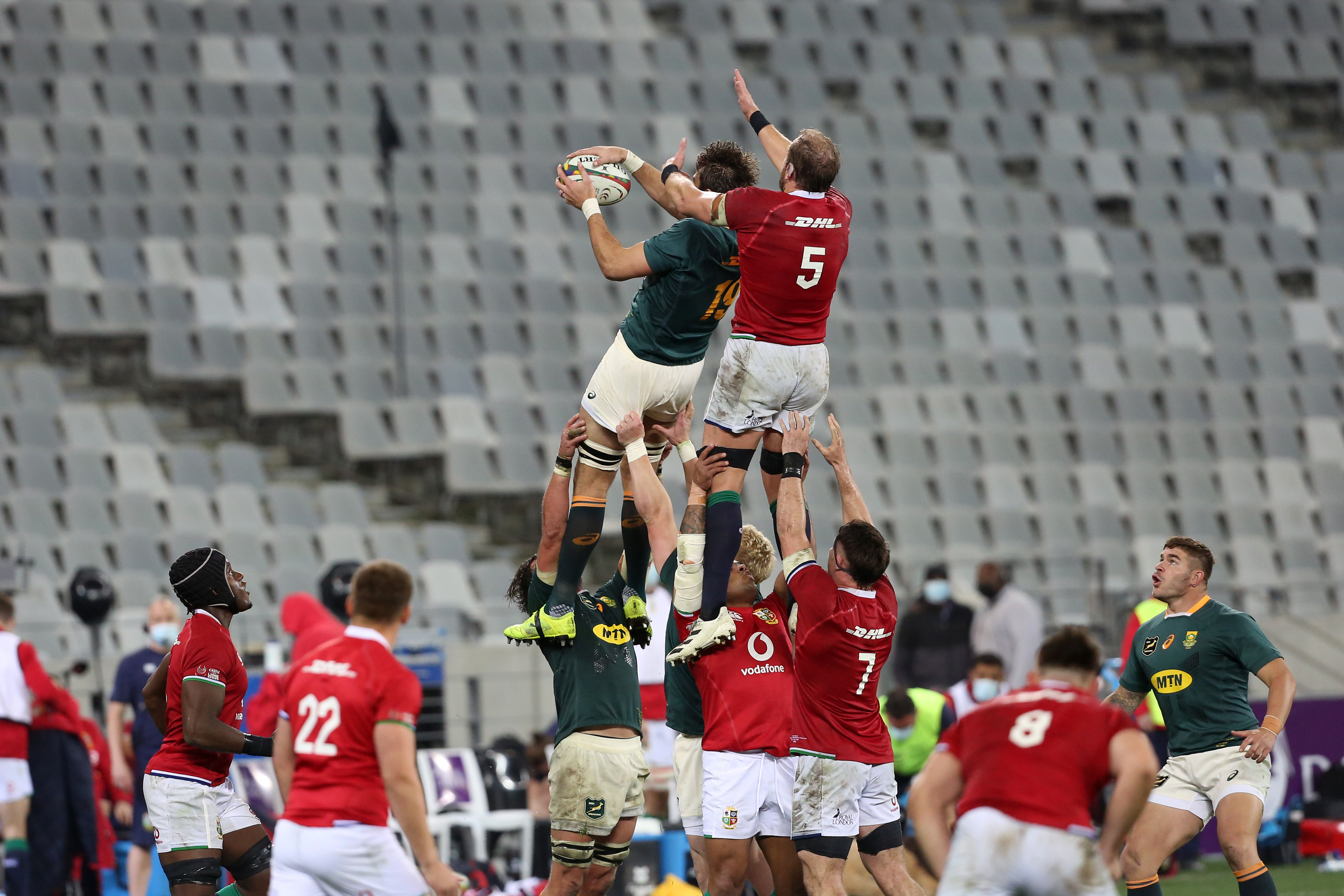Analysed: South Africa's set-piece dominance - Rugby World