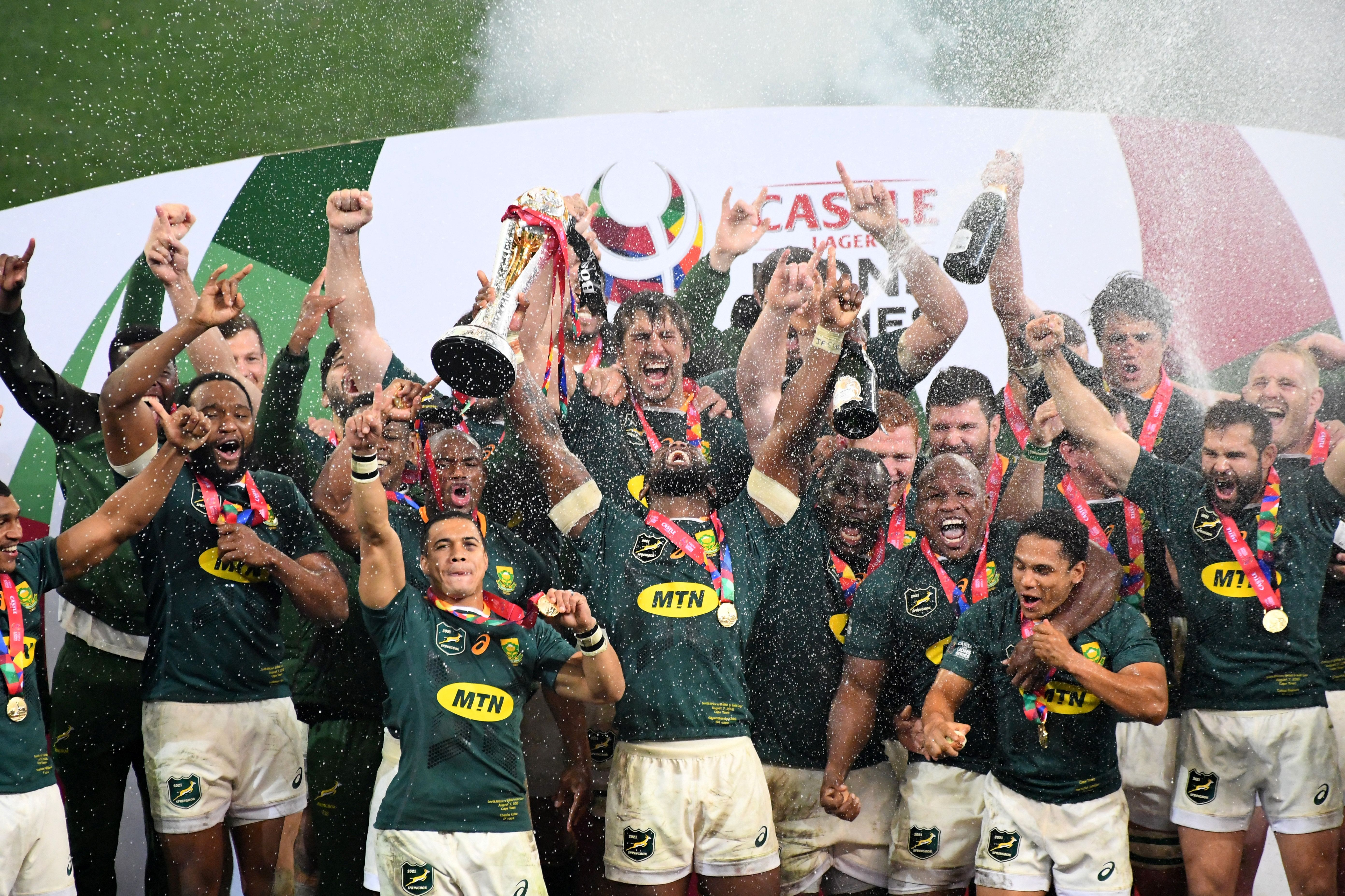 Picking a Lions v South Africa Combined XV - Rugby World