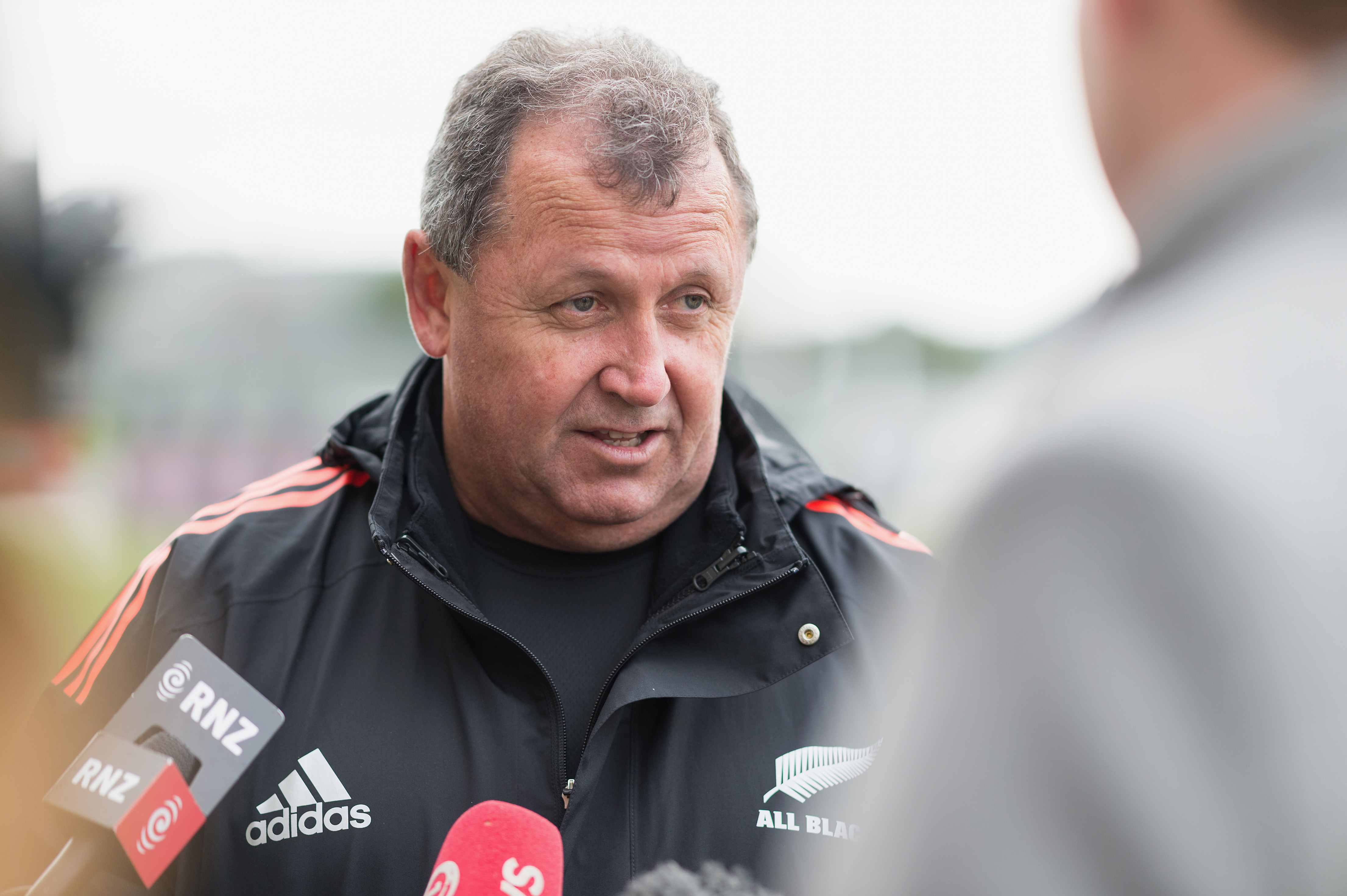 """All Blacks boss Ian Foster on Lions Test: """"It put me to sleep"""" - Rugby World"""