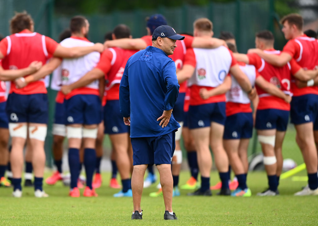 England squad for September training camp - Rugby World