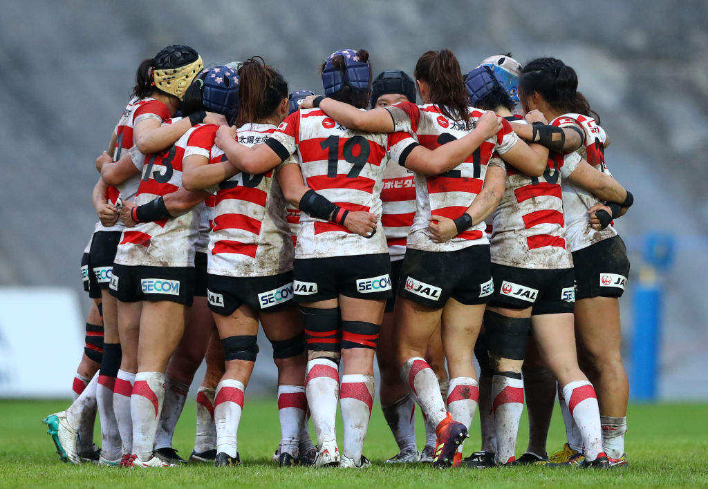 Japan qualify for Rugby World Cup 2021 - Rugby World