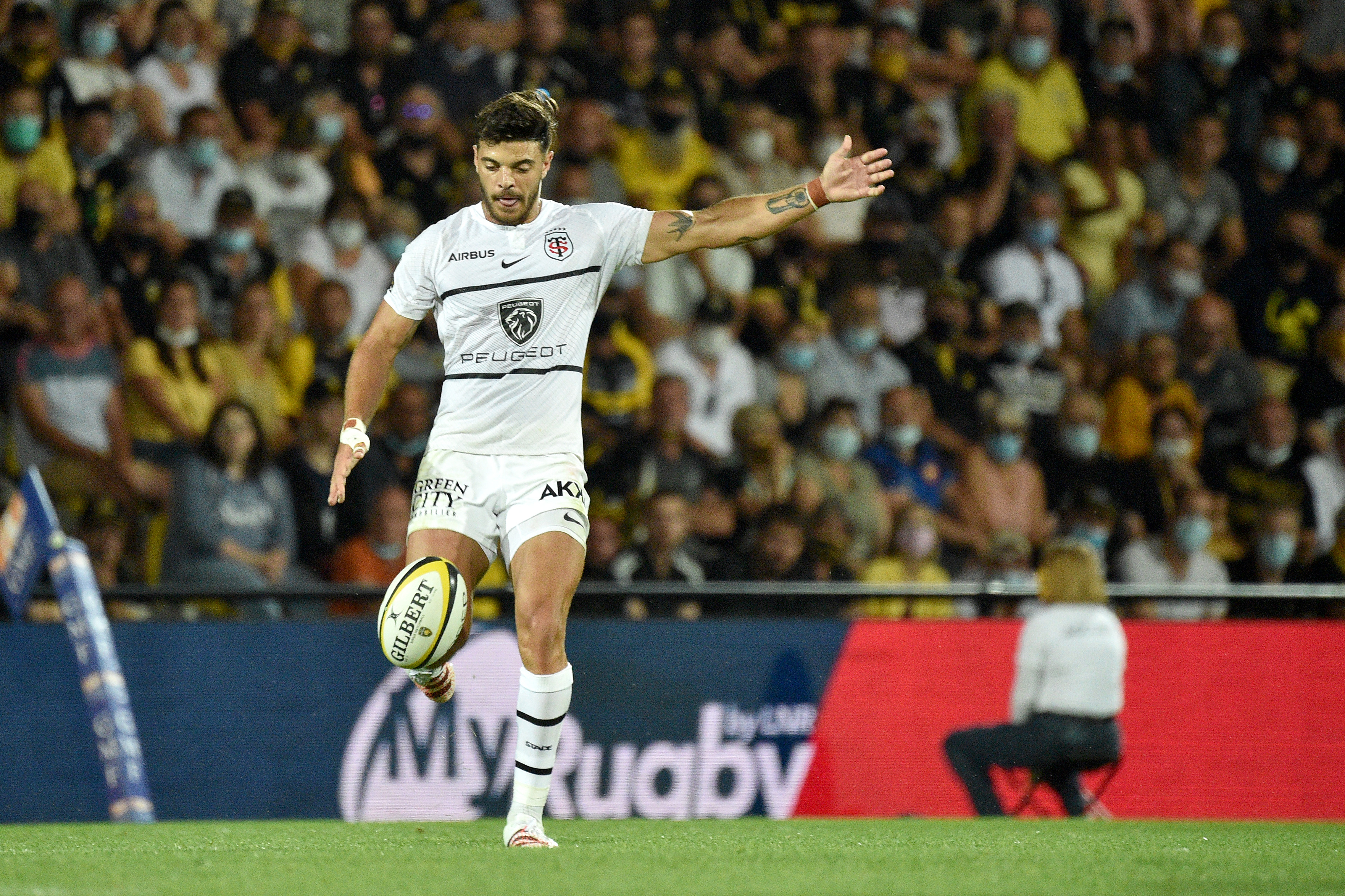 Romain Ntamack: Ten things you should know about the France fly-half