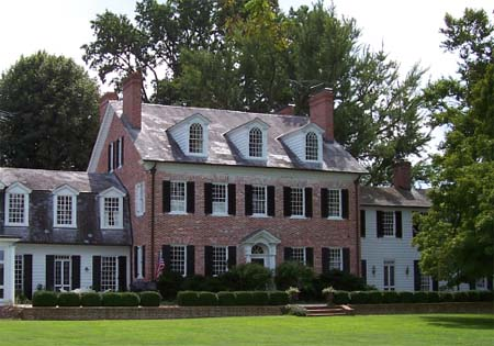 American colonial houses for sale