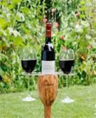 bespoke wine holder