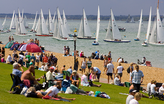 Guide to Cowes Week