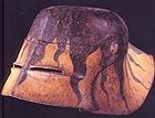 Antique helmet Peter Finer